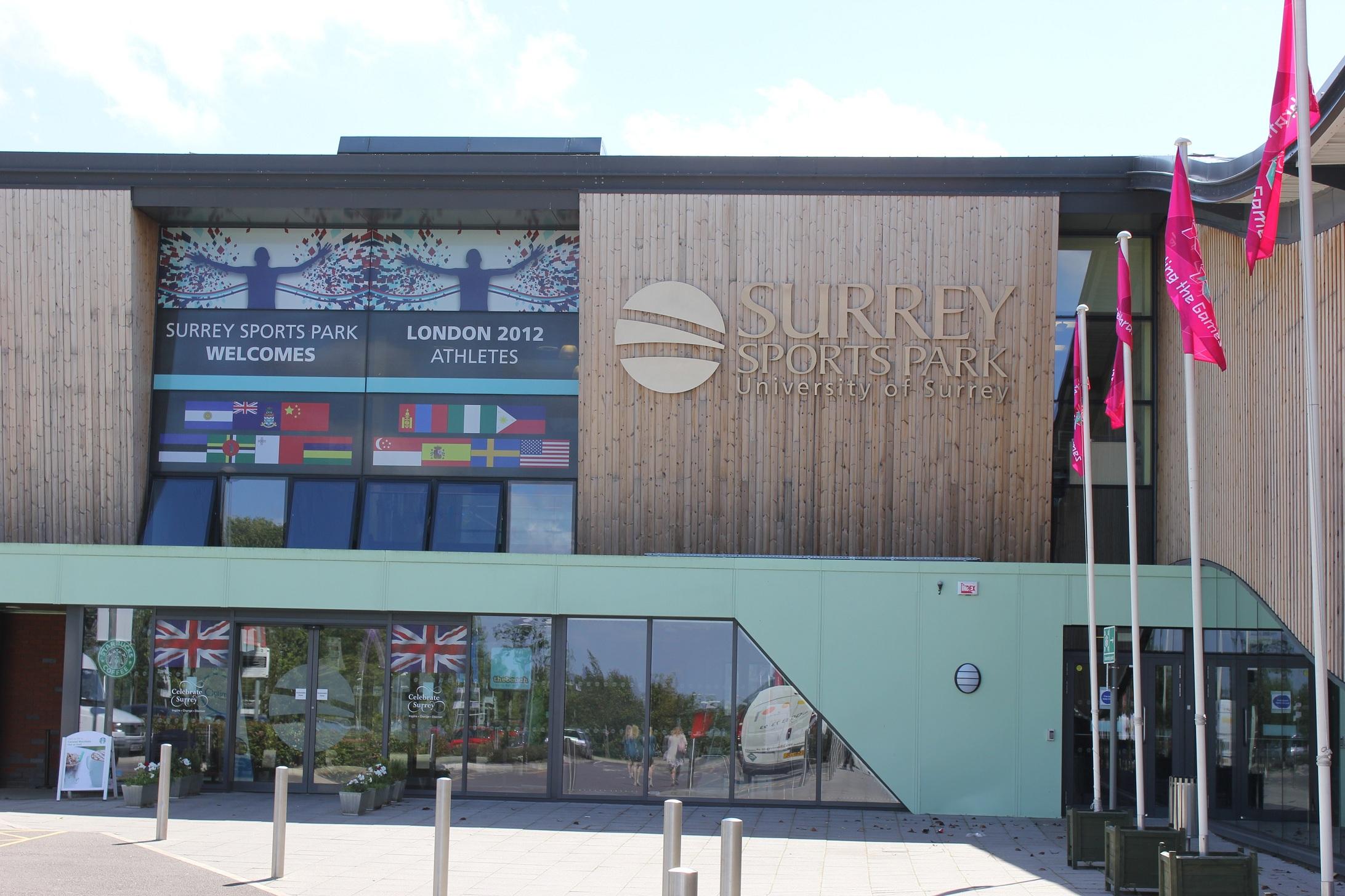 Surrey Sports Park 2