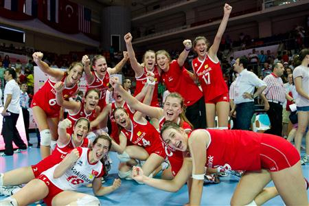 Turkey volleyball youth team