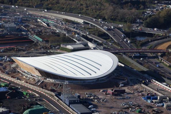 Velodrome London 2012