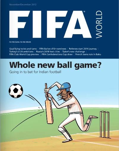 fifa world mag