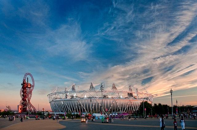 london 2012 Olympic Stadium 07-11-12