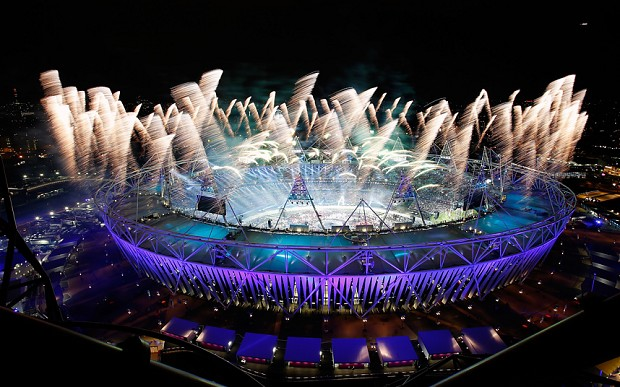 london 2012 ceremony