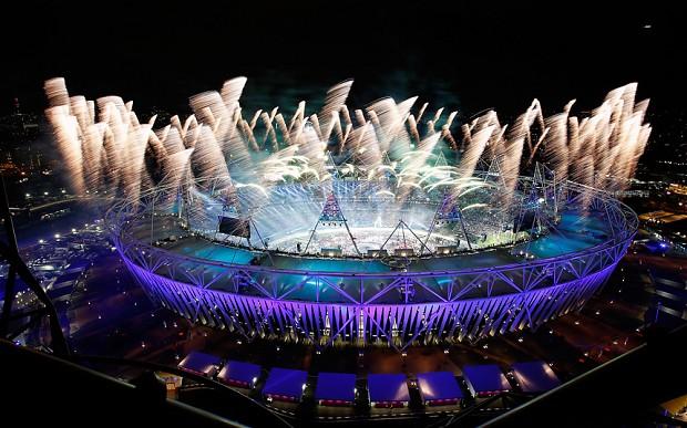 london 2012 ceremony