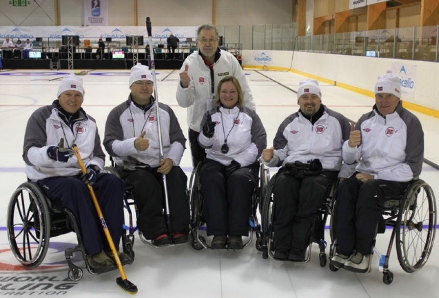norway wheelchair curling squad 15-11-12