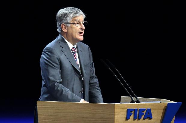 David Bernstien addresses FIFA