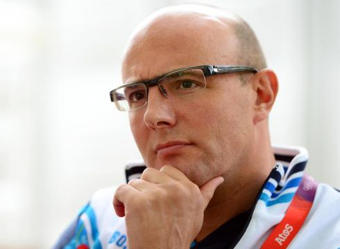 Dmitry Chernyshenko at London 2012