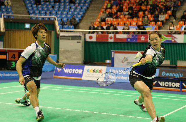 Gwangju 2012 badminton