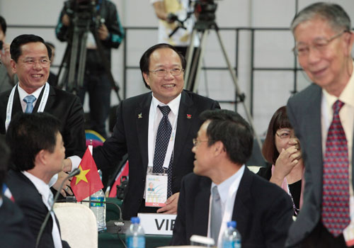 Hanoi selected as host city of 2019 Asian Games