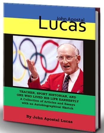 John Apostal Lucas book cover