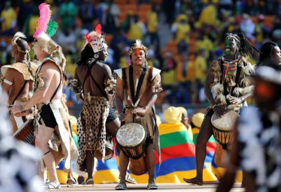 South Africa 2010 World Cup Opening Ceremony