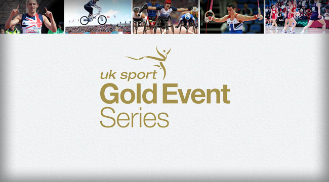UK Sport Gold Event Series