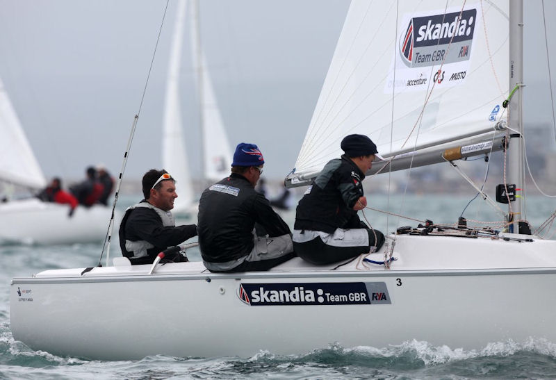 skandia team gb sailing