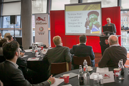 Commonwealth Games England host PR and Communications Summit