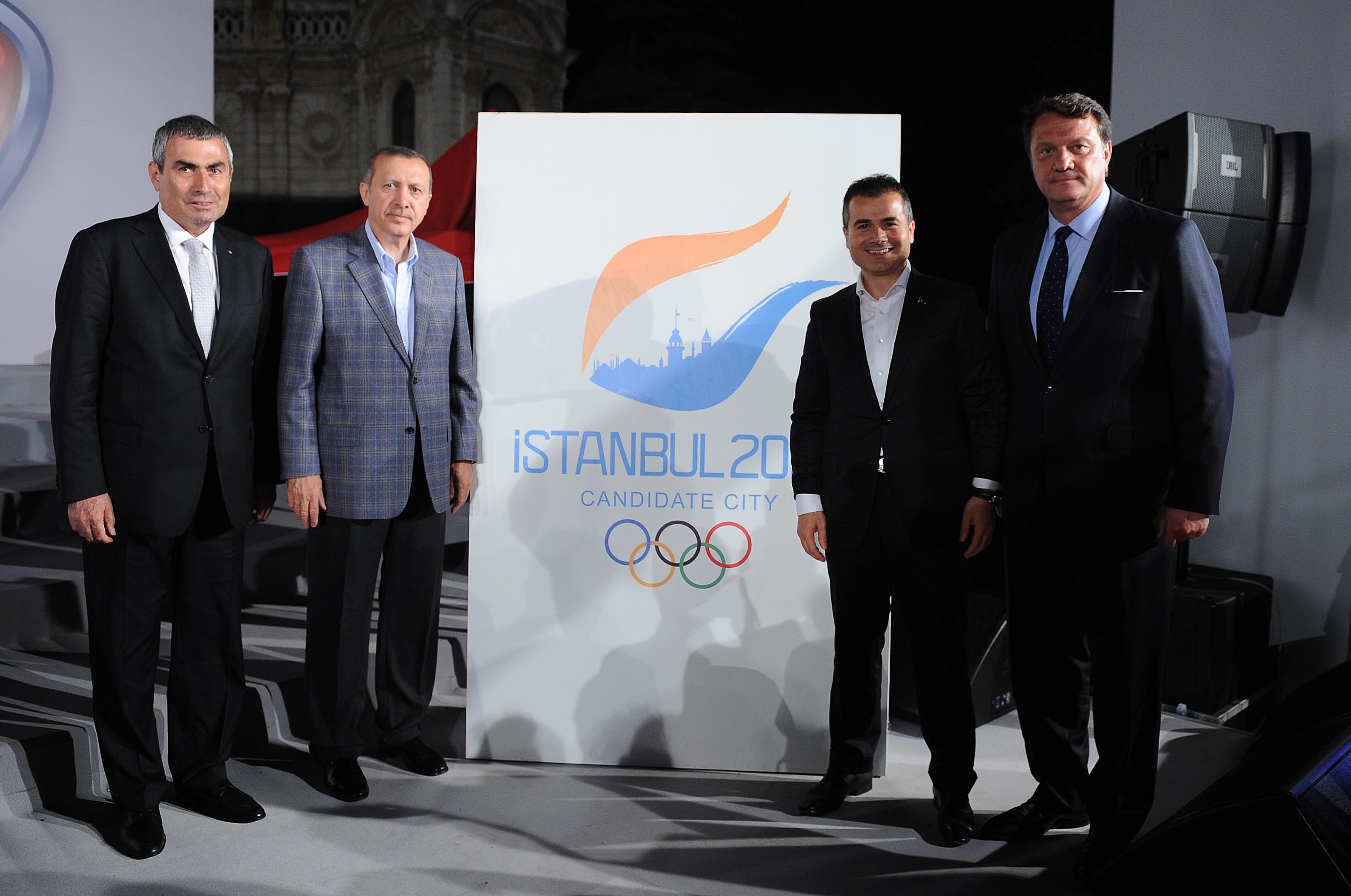 Launch of Istanbul 2020 logo