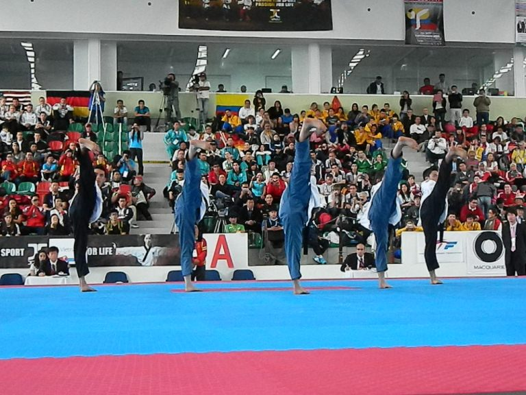 7th WTF World Taekwondo Poomsae Championships