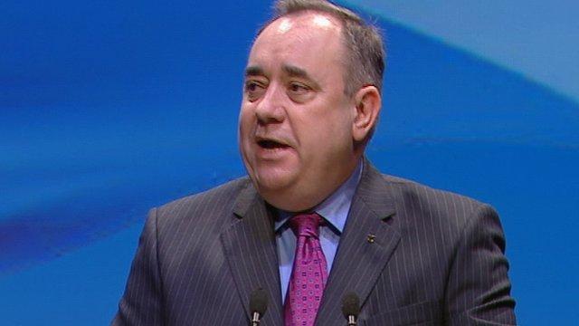 Alex Salmond profile
