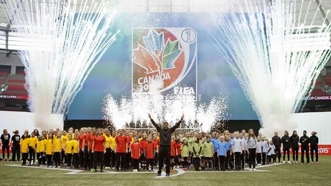 Canada 2015 logo launch