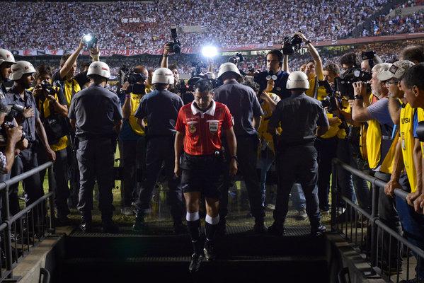 Copa Sudamericana violence