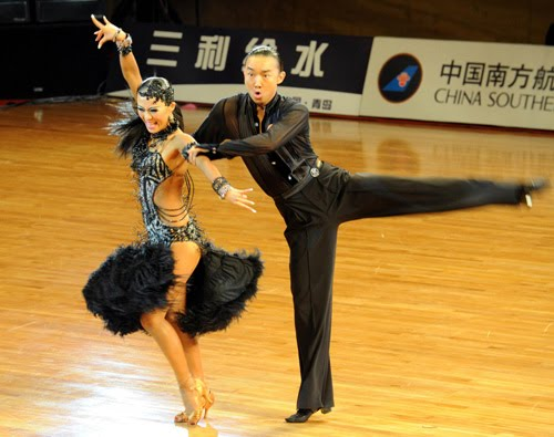 Dancesport at 2010 Asian Games