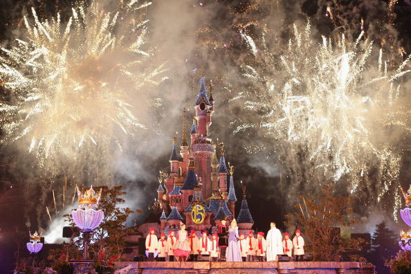 Disneyland Paris 111212