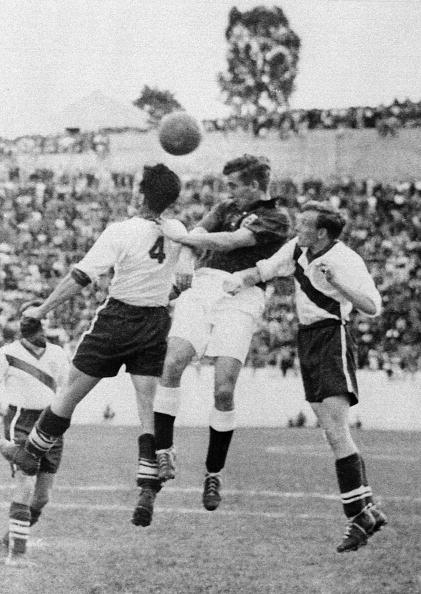 England vs United States of America 1950 World Cup