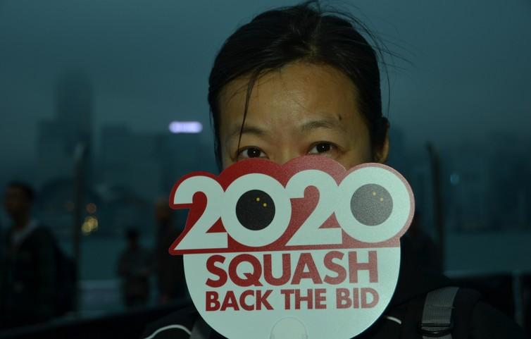 Hong Kong Open Back the Bid supporter