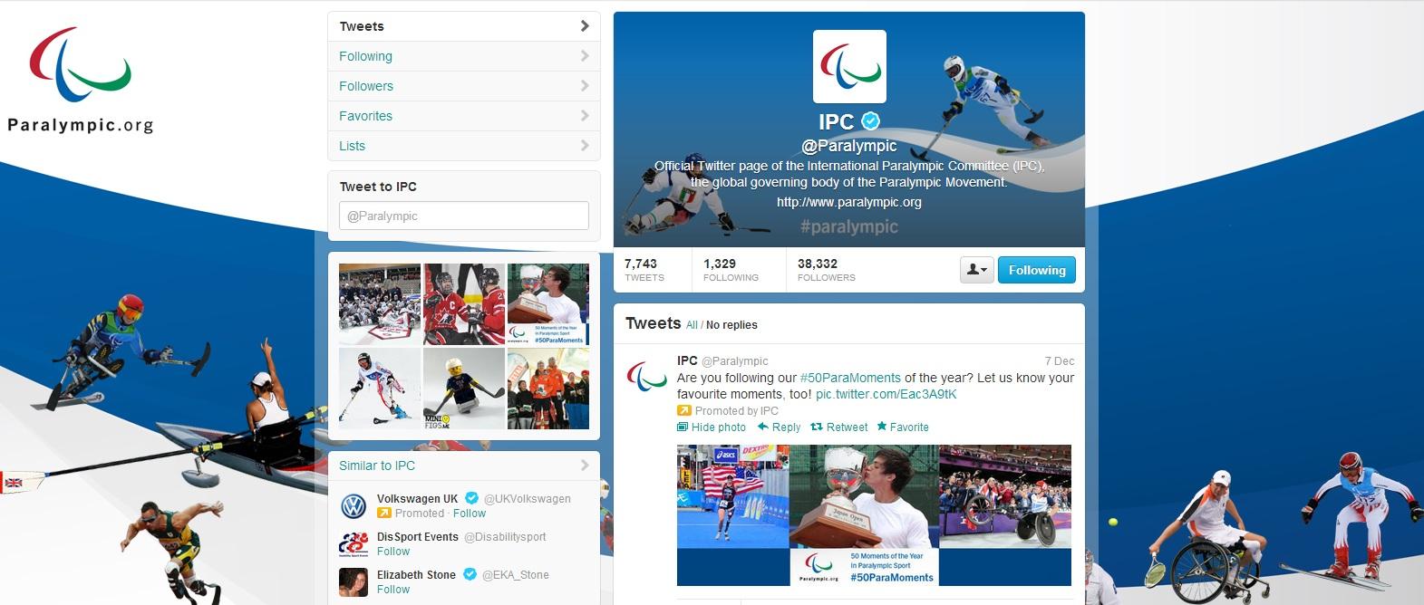 IPC Twitter