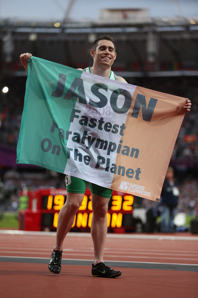 Jason Smyth fastest Paralympian on the planet