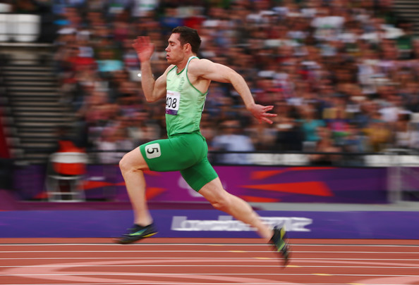 Jason Smyth running at London 2012