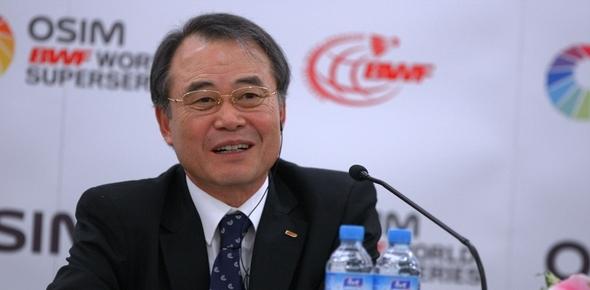 Kang Young Joong head and shoulders
