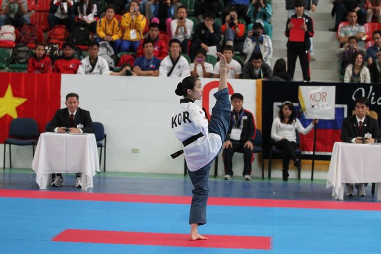 Korea 7th WTF World Taekwondo Poomsae Championships