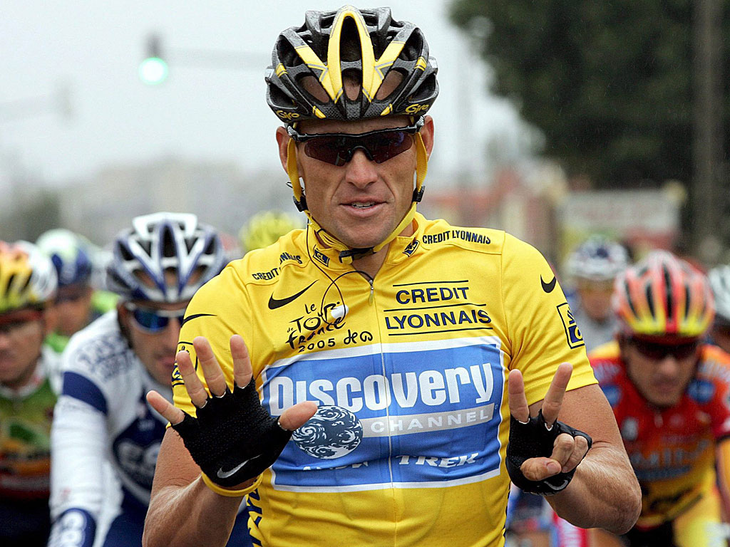 Lance Armstrong 201212
