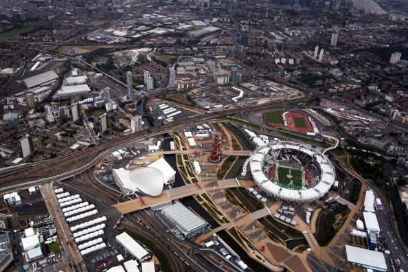 London 2012 Olympic Park