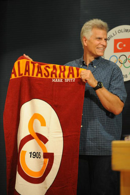 Mark Spitz istanbul