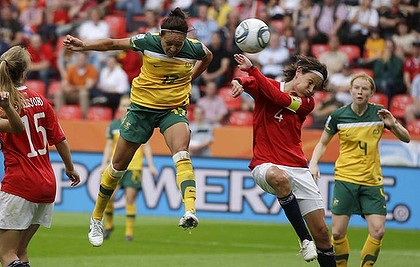 Matildas Germany 2011