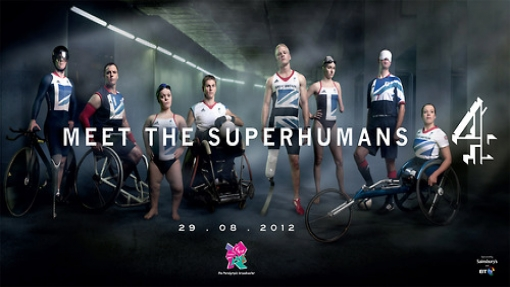 Meet the Superhumans advert