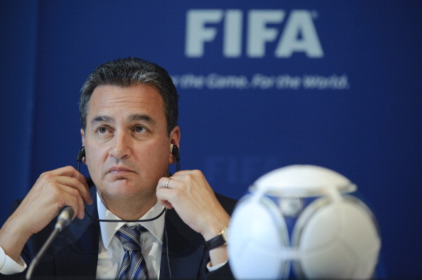 Michael Garcia head of the investigative half of FIFAs ethics committee