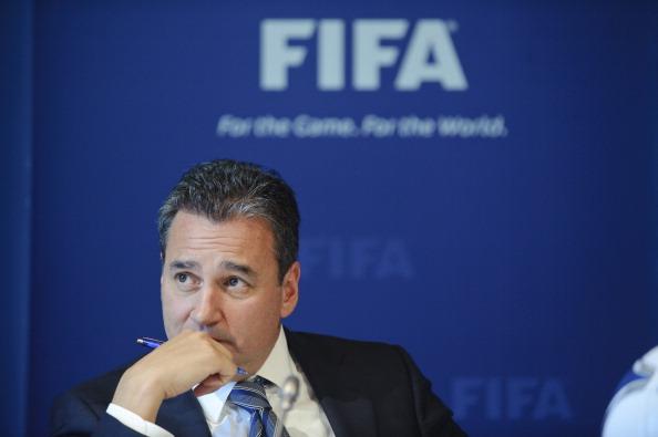 Michael J Garcia FIFA
