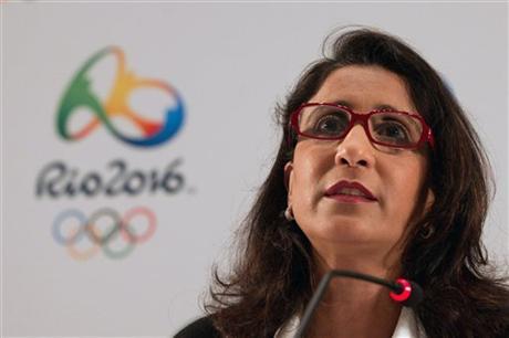 Nawal el Moutakawel IOC