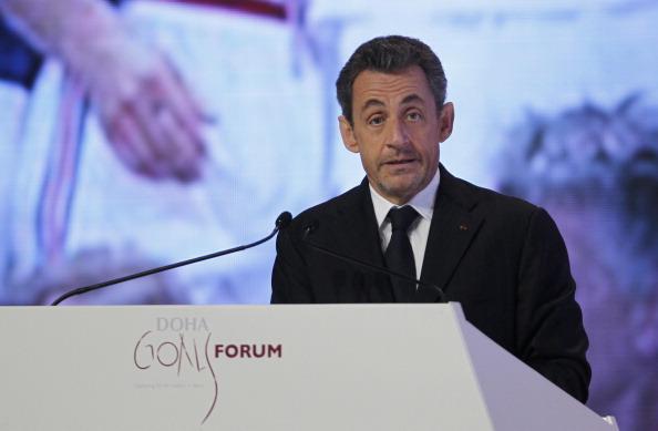 Nicolas Sarkozy doha goals1