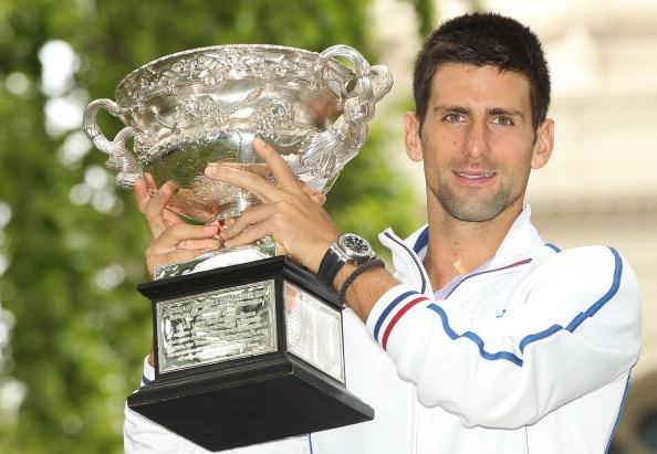 Novak Djokovic australian open