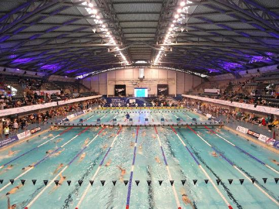 Ponds Forge ISC 2