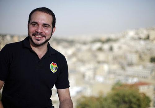 Prince Ali Bin Al-Hussein 211212