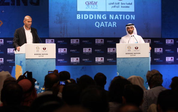 Qatar 2022 World Cup chief executive Hassan Al-Thawadi