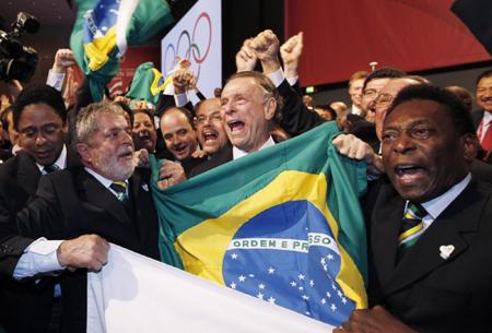 Rio 2016 in Copenhagen