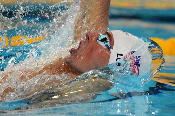 Ryan Lochte has been on superb form in Istanbul