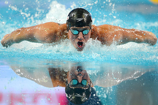 Ryan Lochte wins World Short Course 100m Istanbul December 16 2012