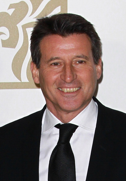 Sebastian Coe BOA ball November 30 2012