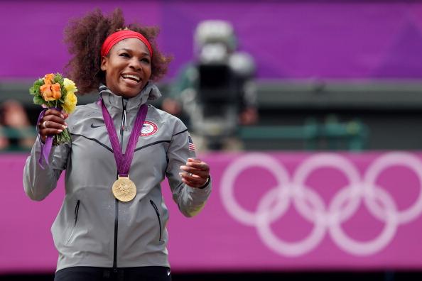 Serena Williams london 2012