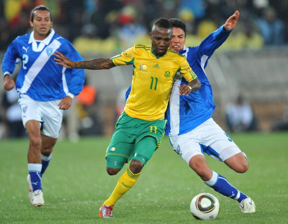 South Africa vs Guatemala